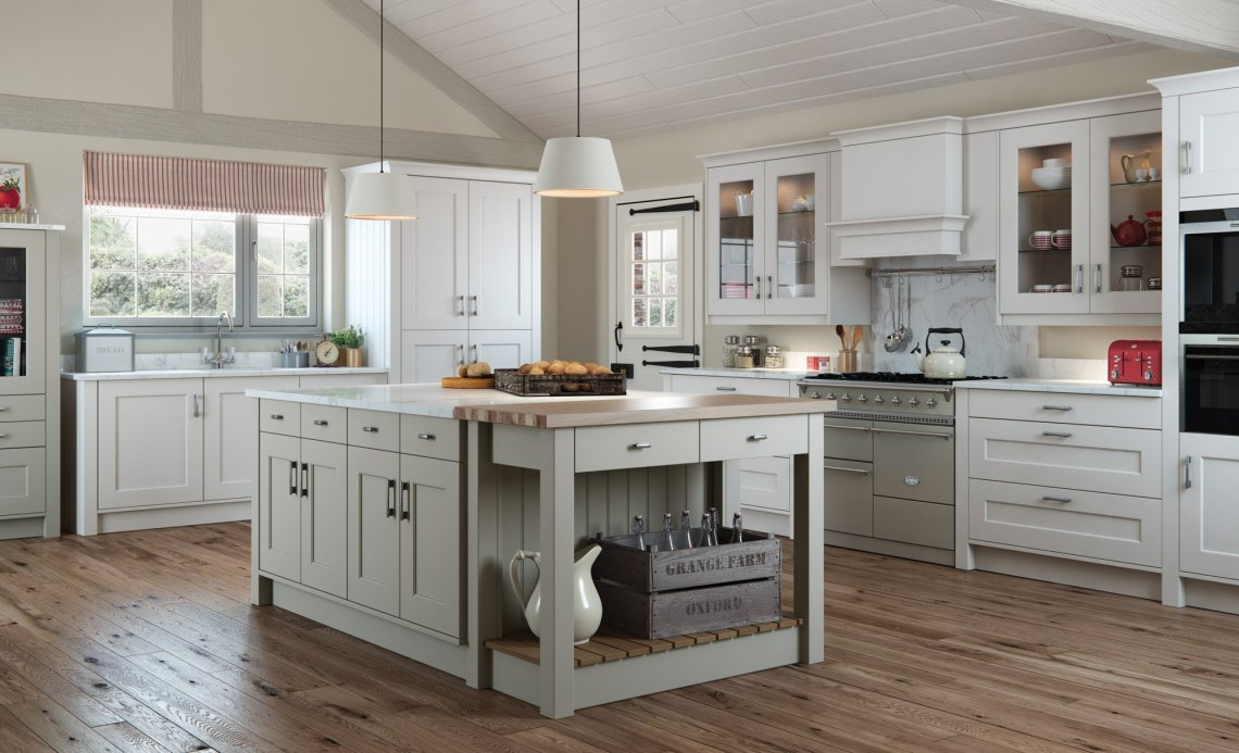 vintage kitchen concept