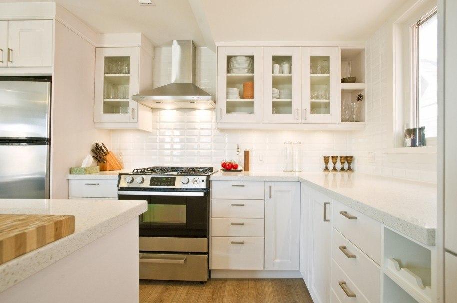 white kitchen design and ideas
