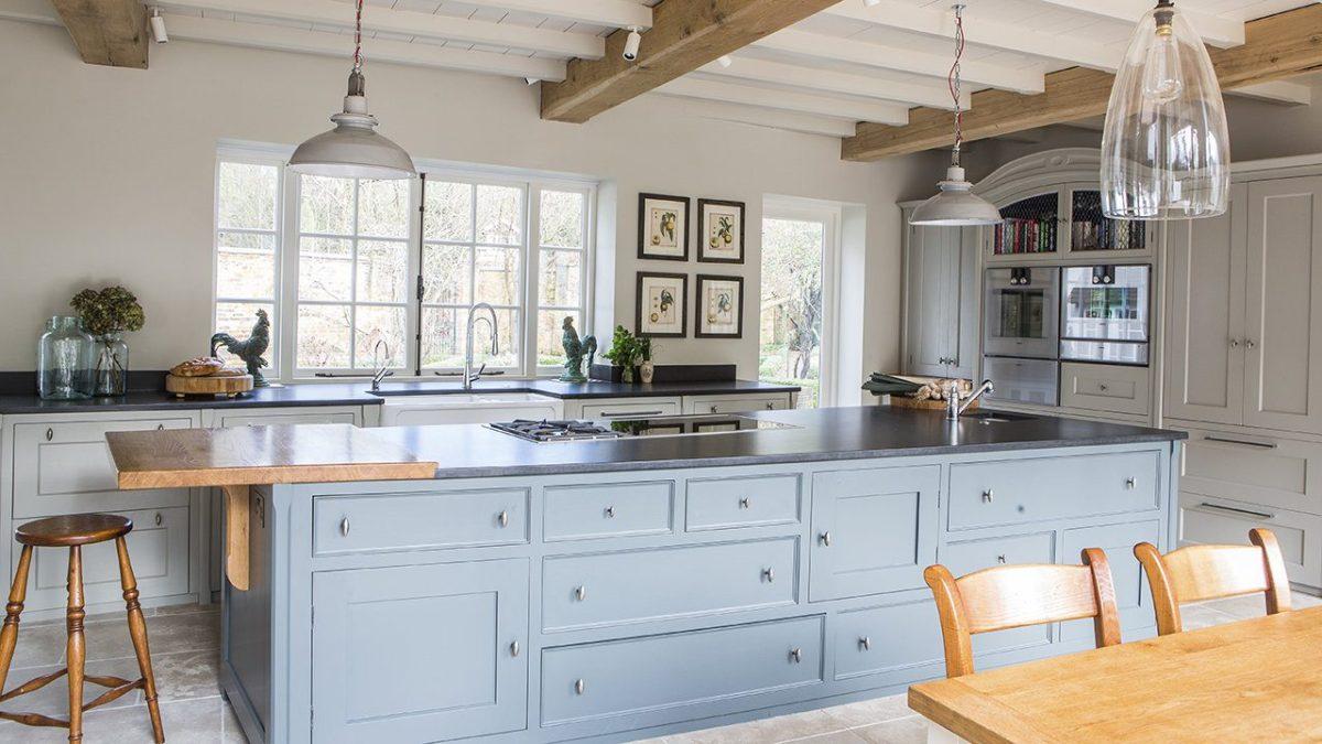 wooden kitchen ideas
