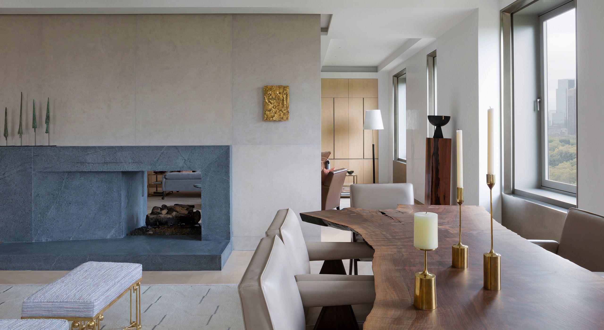 simple classic room design