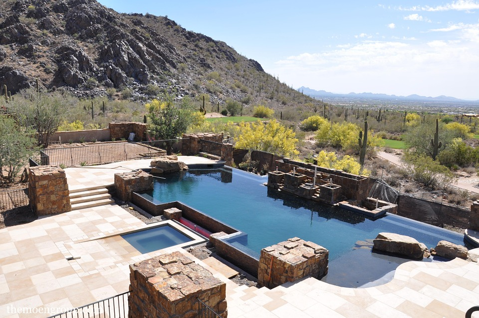 Arizona backyard Ideas