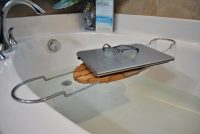 bathtub tray for laptop