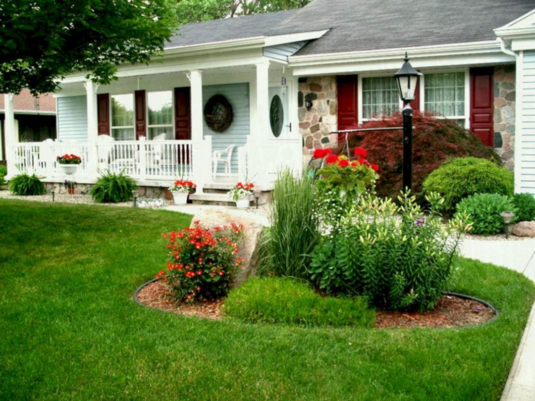 Landscaping Ideas Front of House