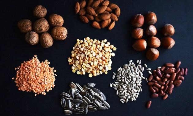 Obat Herbal Kolesterol - Kacang-kacangan