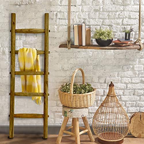 antique ladder decor