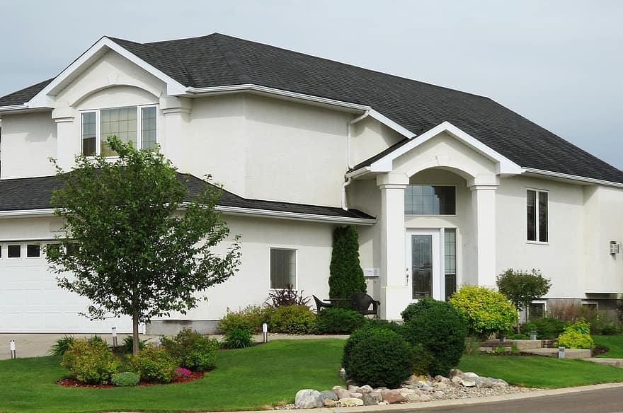 house home residence real estate architecture residential property building mortgage