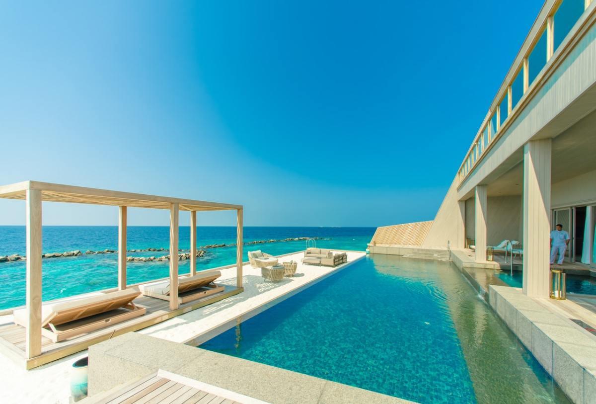 outdoor pool storage ideas
