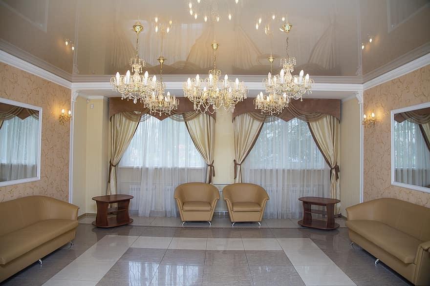 chandelier for indoor lighting design ideas