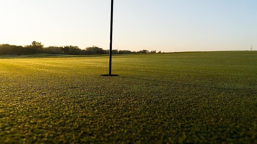 golf golf course golfing green grass field golfers nature landscape
