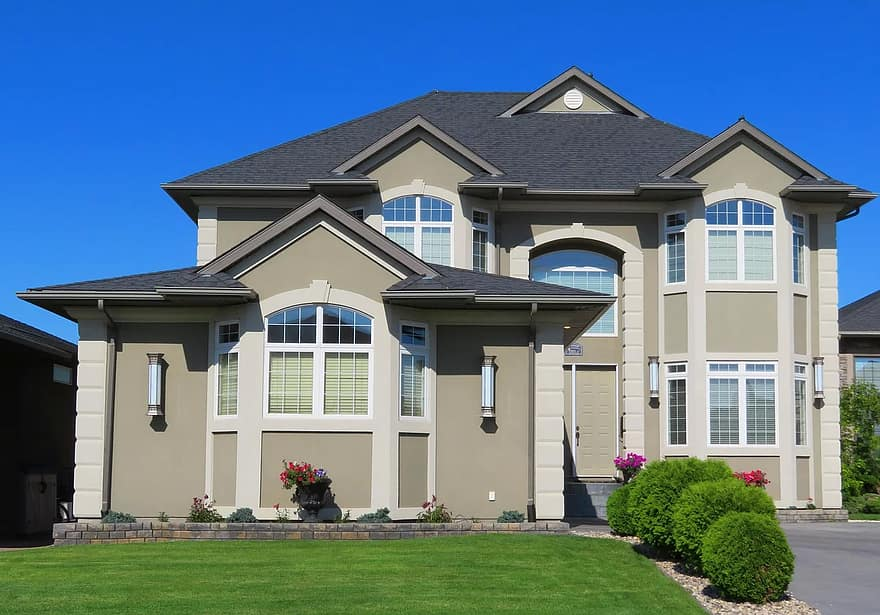 backyard remodel house home property residential estate real estate mortgage residence exterior