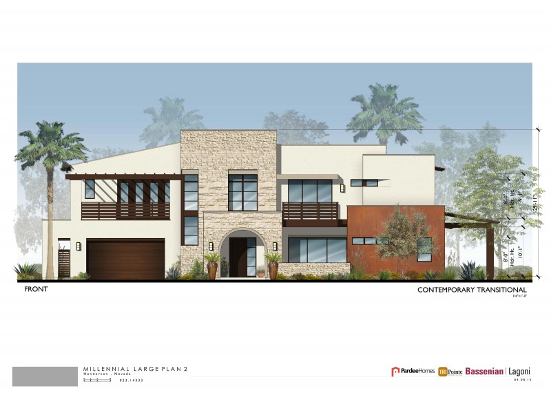 Launching A National Concept Home At Inspirada The