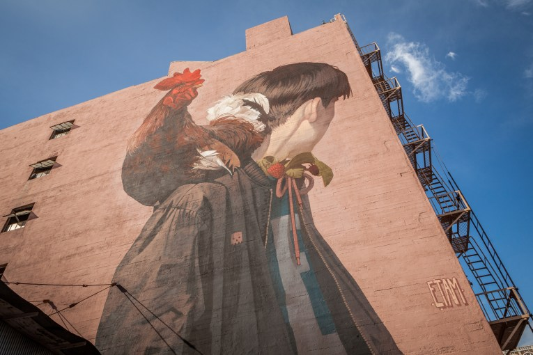 Etam Cru in Los Angeles