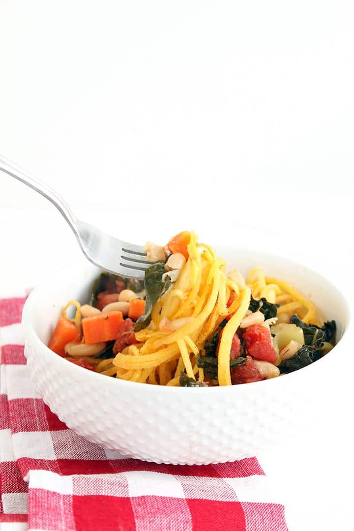 Noodle Vegetarian Clear Soup