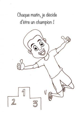 enfant champion