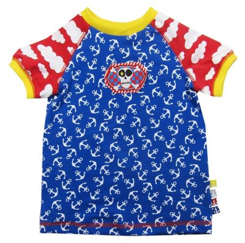 Raglanshirt von klimperklein. - Papierschnittmuster von farbenmix Shirtschnittmuster für Kinder Kids selber nähen