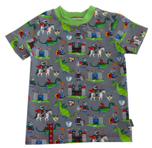 Shirtschnittmuster für Kinder XATER von Farbenmix. Jungschnittmuster Mädchenschnittmuster Kinderschnittmuster