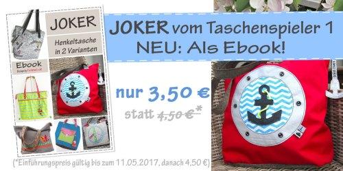 Joker Taschenspieler 1 als Ebook bei farbenmix zum Einführungspreis