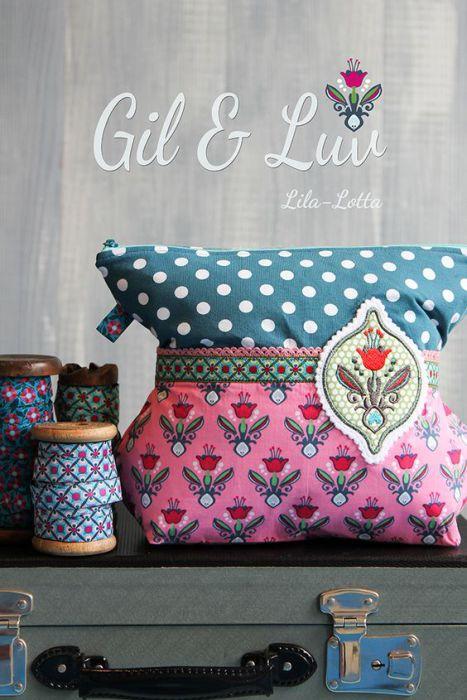 Lila Lotta Patience 6 kleintaschen ebook von farbenmix aus der Taschenspieler 1 Serie