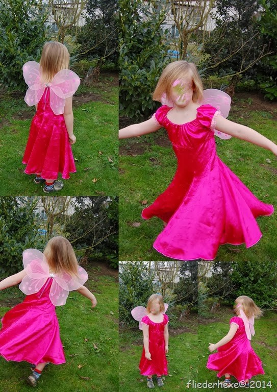 Tinkerbell-Kostüm-Prinzessin-Kleid-selber-nähen-Schnittmuster-farbenmix