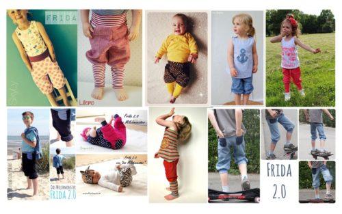 Inspirationsbeitrag – Schnittmuster für Jungs – Hosen