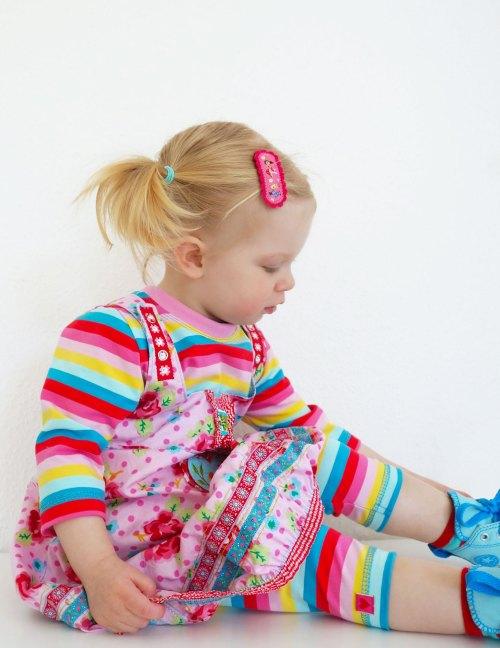 Kleider - Farbenmix