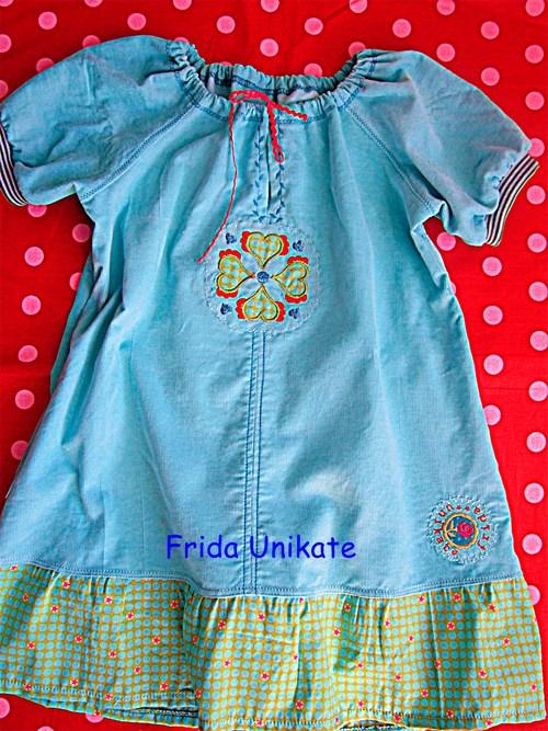Näh dir eine Bluse im Boho Stil mit dem Blusenschnittmuster Hannah von farbenmix