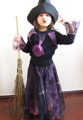 Halloween Kostum Selber Machen Ganz Einfach
