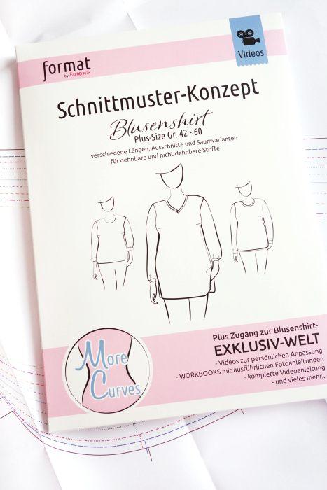 Schnittmuster - Farbenmix