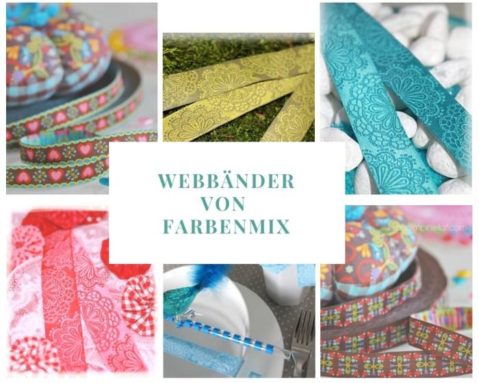 Ornamente Webbänder farbenmix.de
