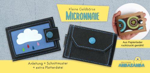 Ebook Micronnaie von AmbaZamba neu im Shop