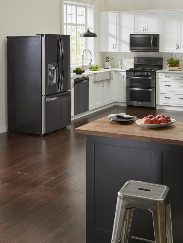 3 Ways to Introduce Black Stainless Steel to Your Kitchen ...
