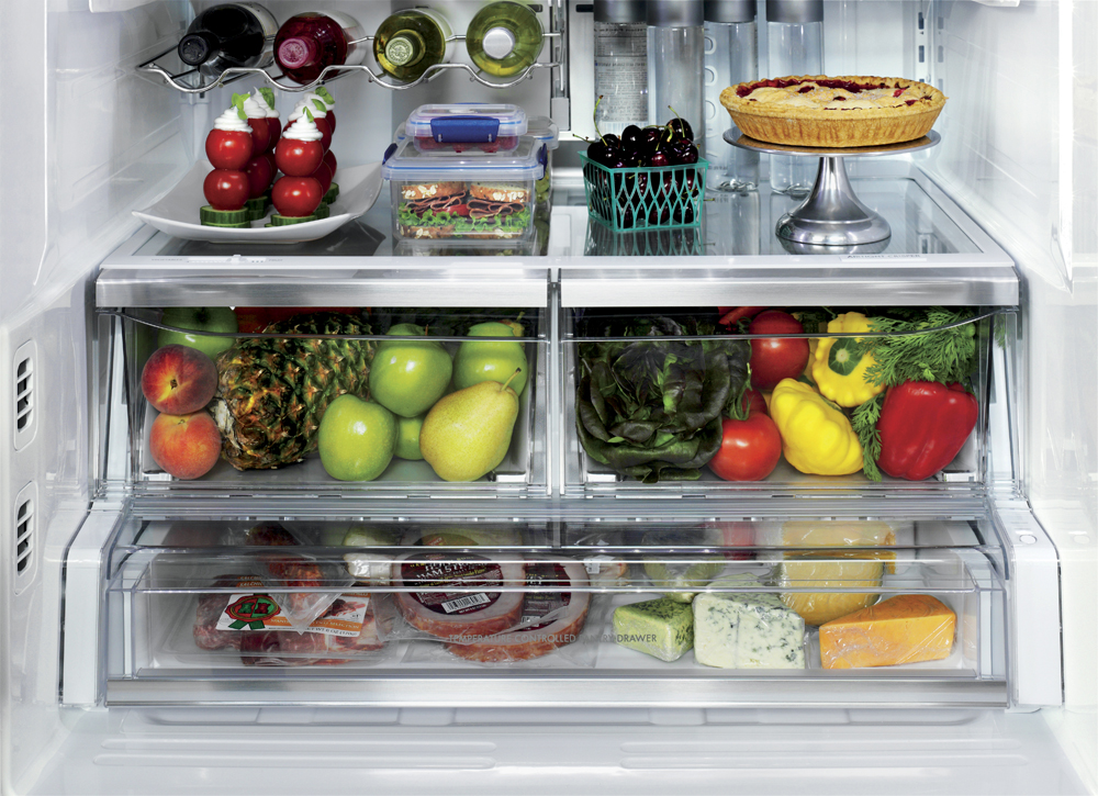 best fridge freezers for keeping food fresh and tasty 4