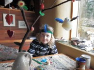 Cedars headband