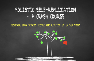 Holistic Self-Realization Key Art