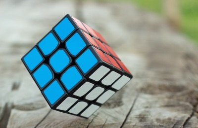 Rubiks Cube Enlightenment 400 x 260