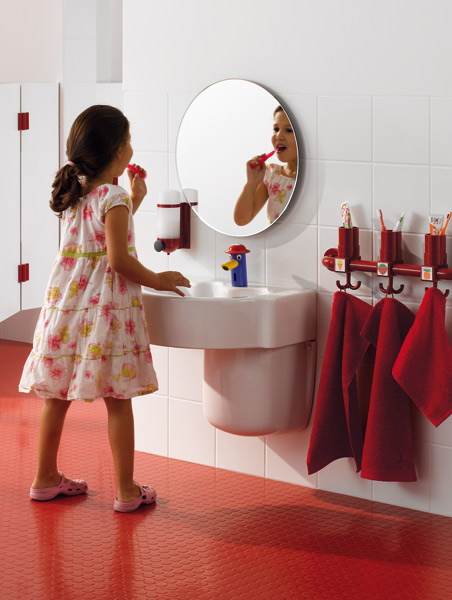 Une Salle De Bains Rigolote Pour Les Enfants Inspiration