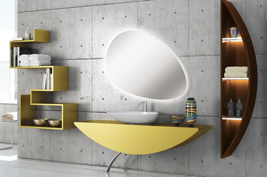 Inspiration Des Salles De Bains Au Look Sixties