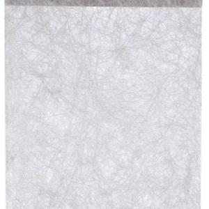 Chemin table Fanon gris