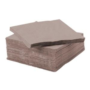 Serviette ouate de cellulose argile