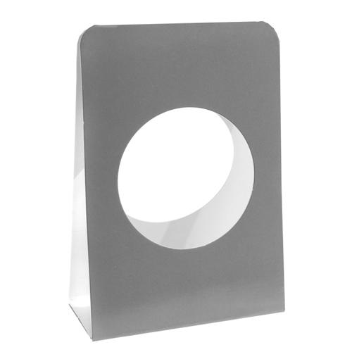 Porte boule gris