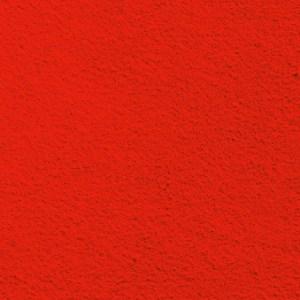 Feutrine A4 - rouge