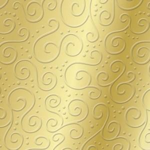 Carton gaufré Milano - or