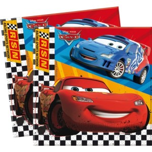 Serviette Cars