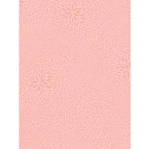 Papier décopatch fleur corail