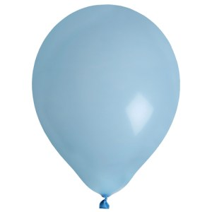 Ballon uni ciel