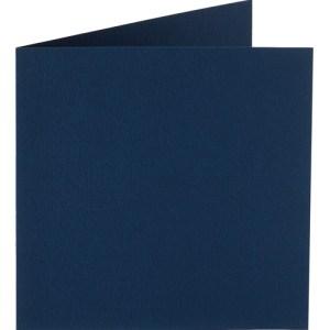 Papicolor carte double 140 x 140 - bleu marine