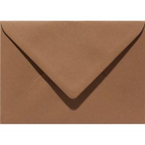 Papicolor enveloppe 114 x 162 - brun clair