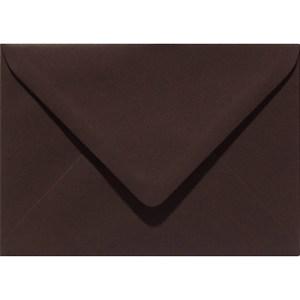 Papicolor enveloppe 114 x 162 - brun foncé