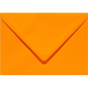 Papicolor enveloppe 114 x 162 - orange