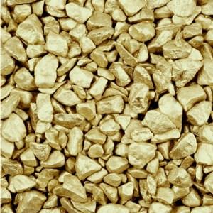 Gravier décoratif 500 ml - or